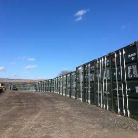 Self storage arrives in Whitworth, Spodden Mill, Rochdale OL12 8LJ