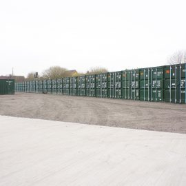 Additional Self Storage Capacity At Rochdale